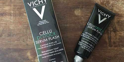 vichy serum Flash Cellu Destok