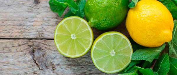 limão e vitamina c para pele